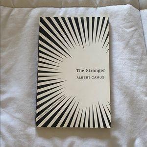 Book: The Stranger by Albert Camus
